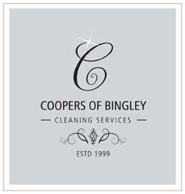 Coopers of Bingley logo created by Liz Hall Design