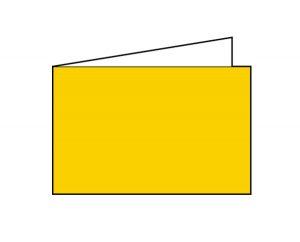 Liz Hall Design - folded business card