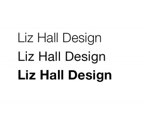 Liz Hall Design - graphic design, logo design, Bradford