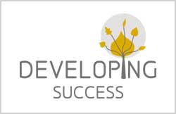 Liz Hall Design - Developing Success Logo