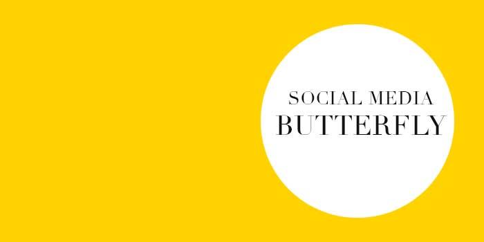 Liz Hall Design - Social Media Butterfly package