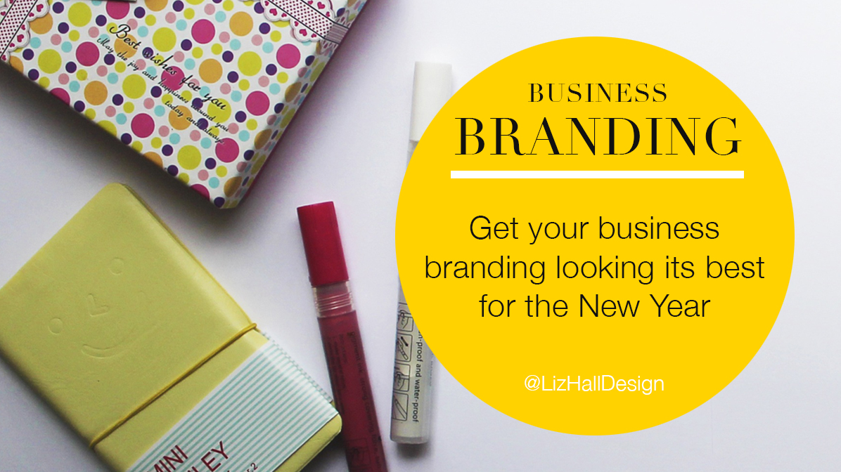 Liz Hall Design - business branding